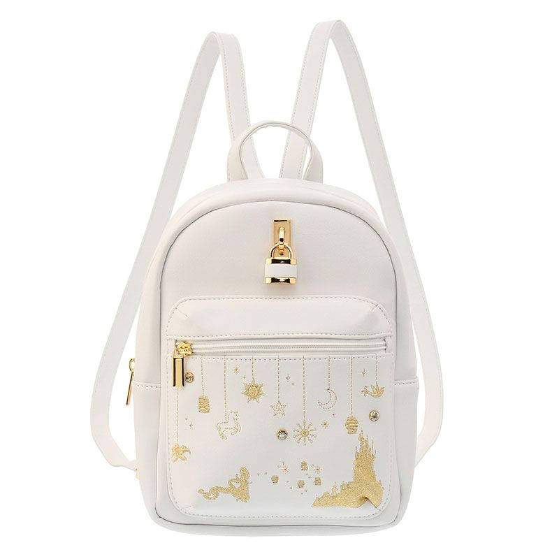 Fashion Garland Rapunzel Backpack Disney Store Japan Disney Bags Backpacks Disney Backpacks Girly Bags