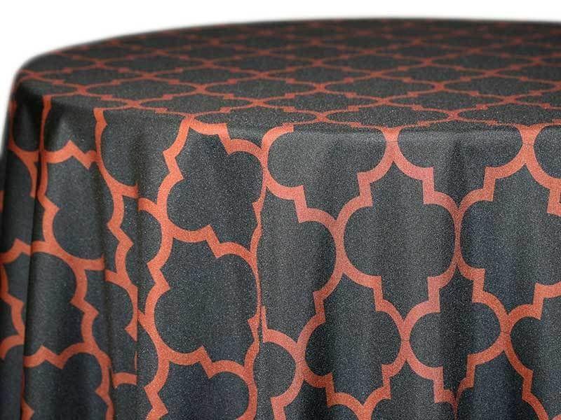Alhambra Custom Print Rectangle Tablecloths Custom Table Cloth Tablecloth Fabric Table Cloth