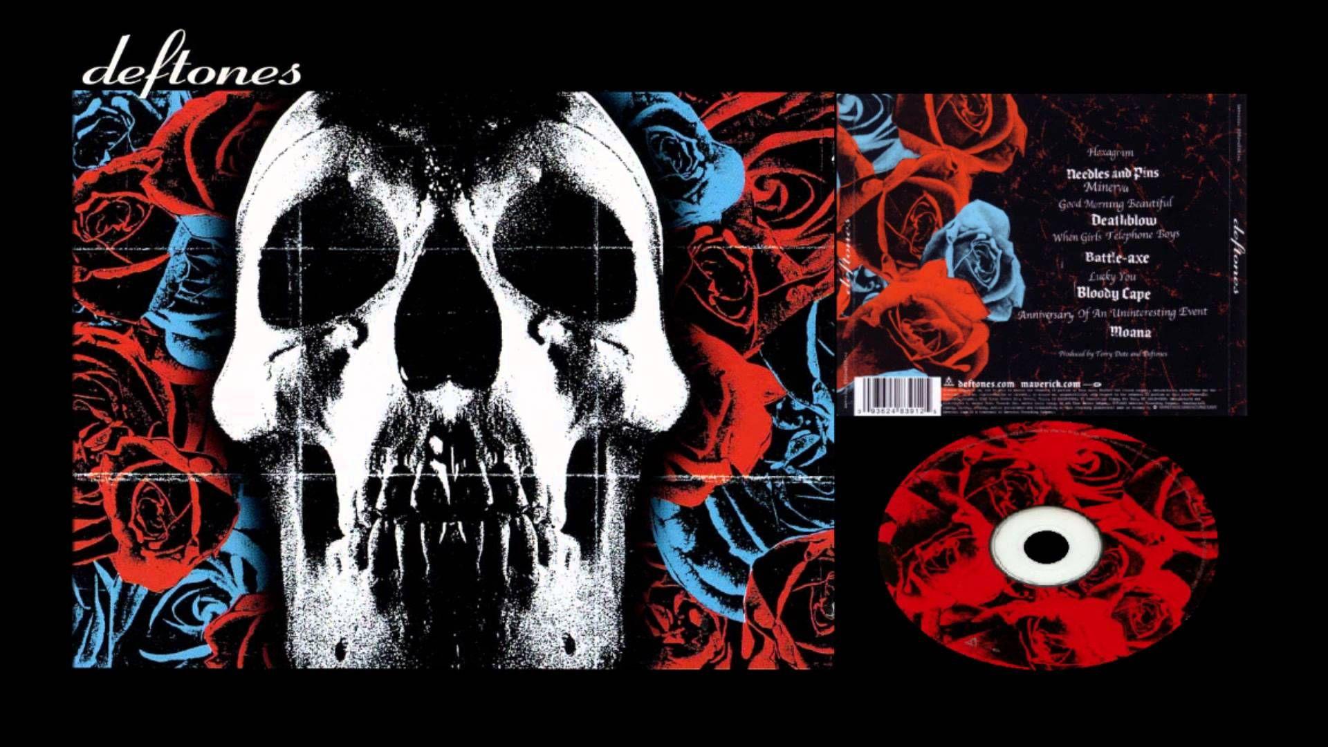 Deftones Deftones (2003) Album art, Album covers