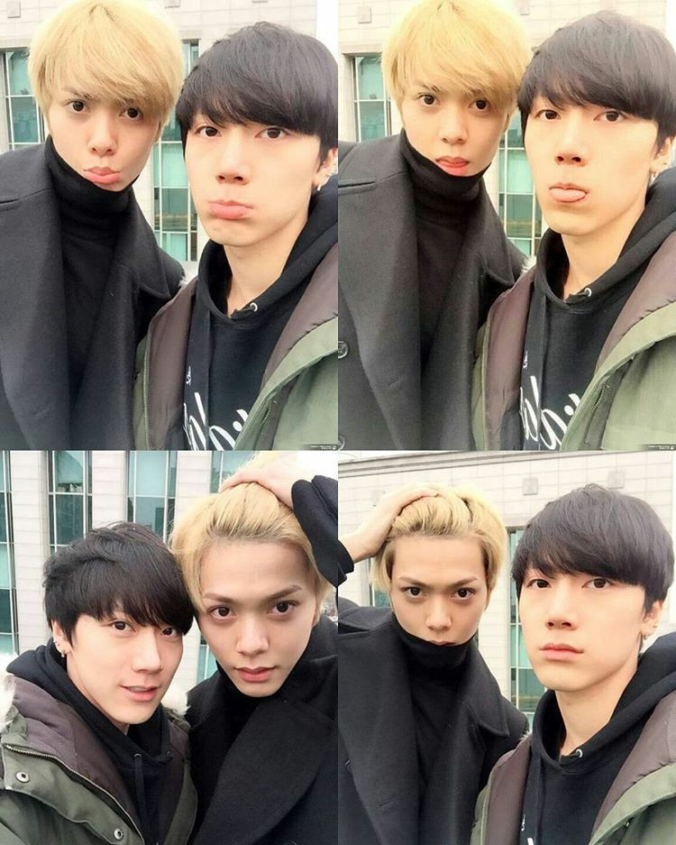 Hansol Ten Tensol Ship Member NCT U NCT 127 Kpop Swag Cute