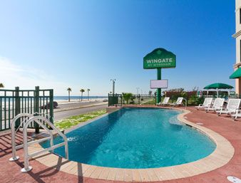 Pool At The Wingate By Wyndham Gulfport In Mississippi