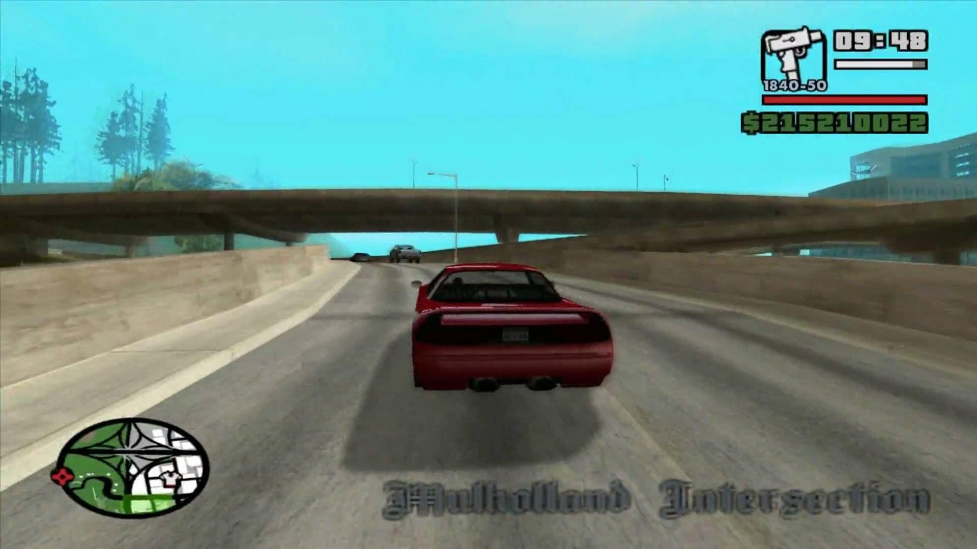 Gta San Andreas Pc Random Gameplay Hd With Images San