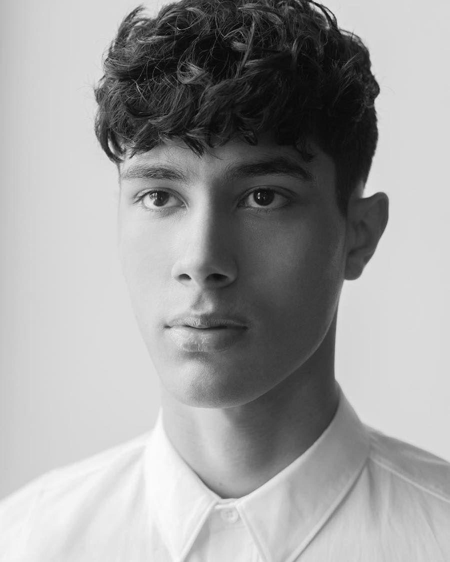 Curly black men haircuts  cortes masculinos modernos para cabelos enrolados