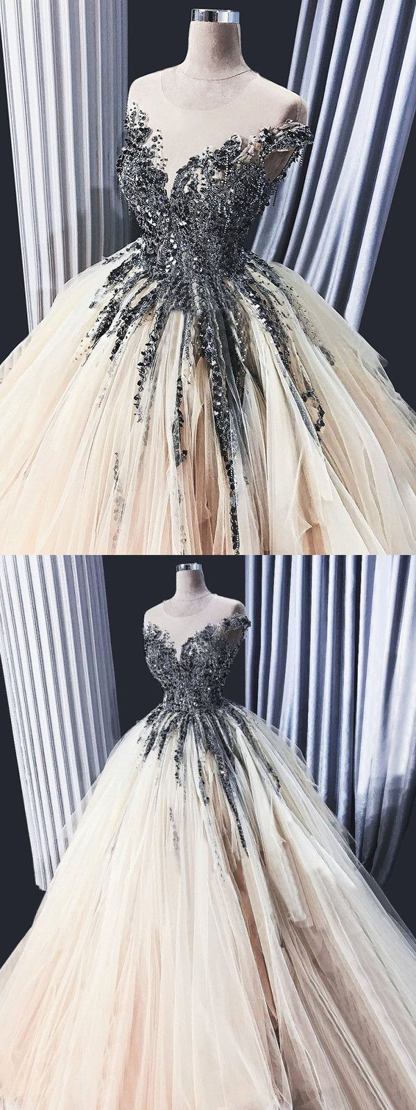 Vintage ball gown prom dress beautiful african long prom dress