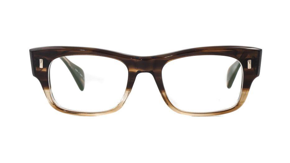 Oliver Peoples OV5076 Deacon - Brown Textured Tortoise Gradient ...