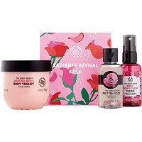 The Body Shop British Rose Pick Me Up Kit The Body Shop British
