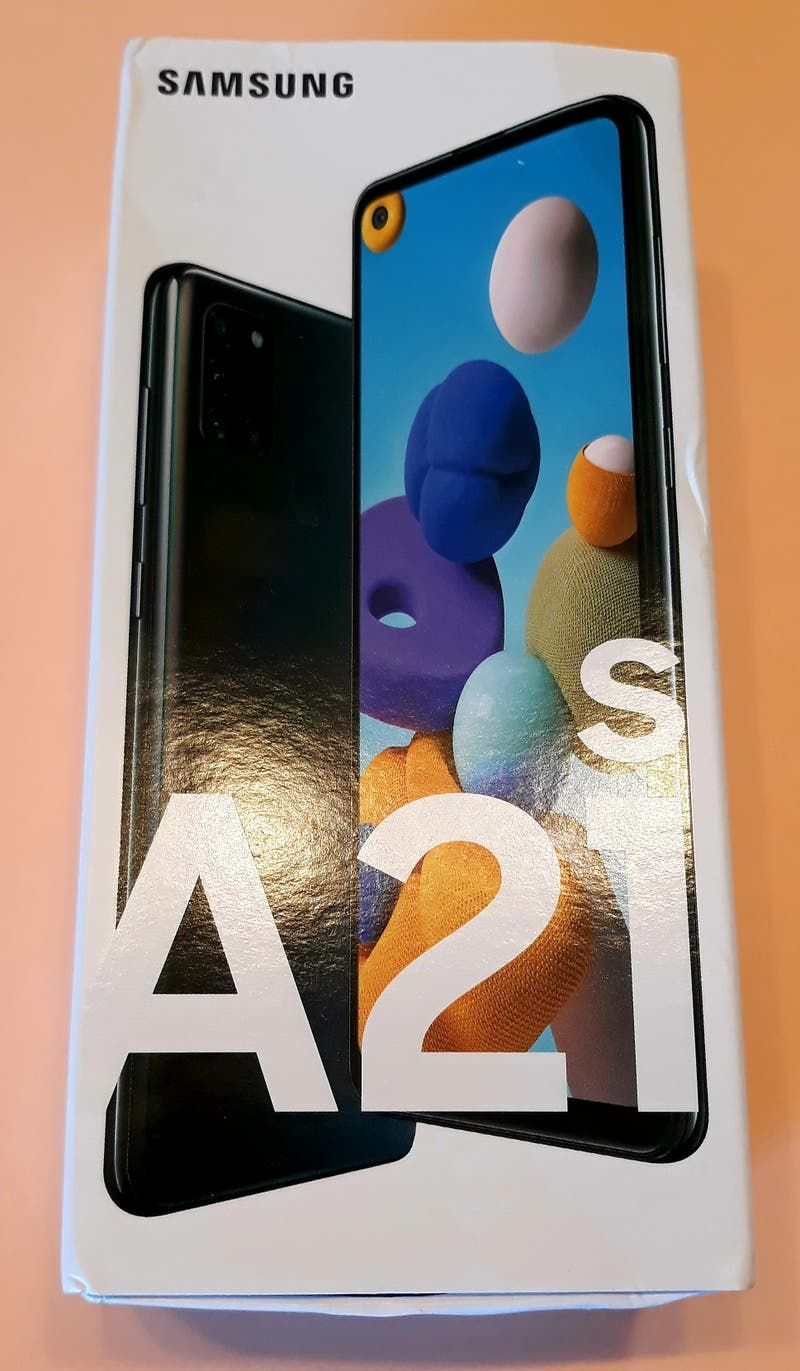 Samsung A21s En 2020