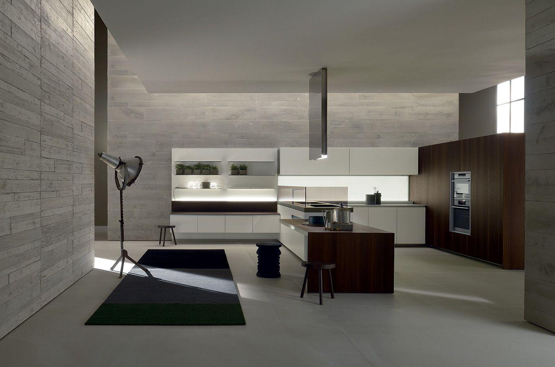 Cucine Icon - Cucine Moderne di Design - Ernestomeda | Decoración ...