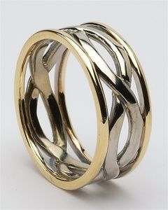 d7a43ea464832 Mens Celtic Wedding Rings MG-WED168 in 2019 | the inevitable wedding ...