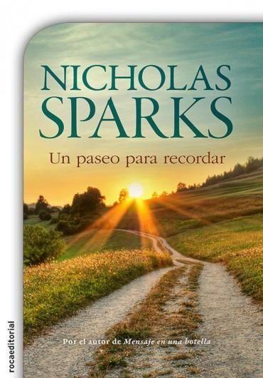 Um Amor Para Recordar Nicholas Sparks Pdf