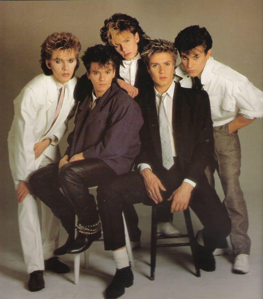 3 Duran Duran Musica De Los 70 Cantantes Bandas De Rock
