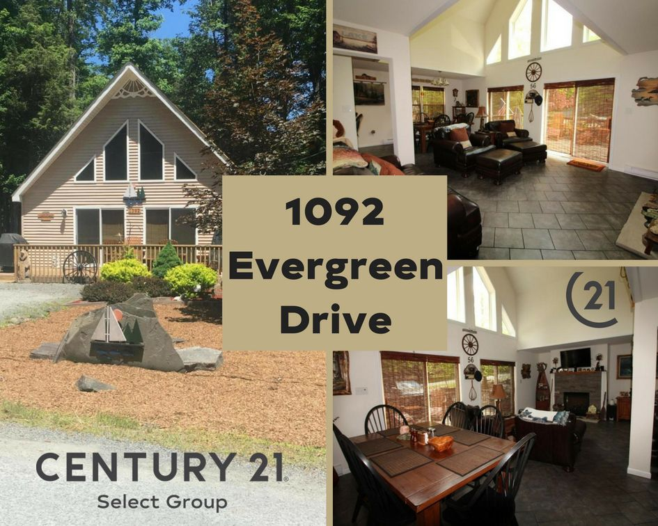 Dont miss out on this home access to lake wallenpaupack