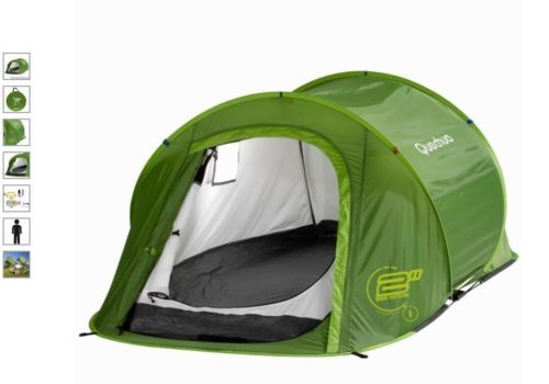 Details About Coleman 2 Person Instant Pop Up Tent Canopy Shelter Portable Outdoor Camping New Tent Camping Tent Pop Up Camping Tent