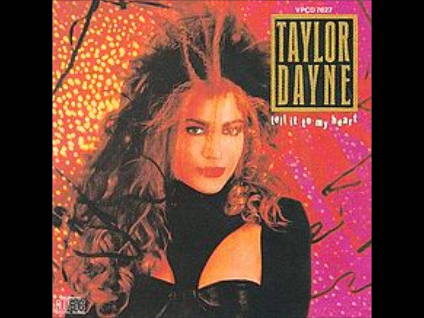 Taylor Dayne I Ll Always Love You Taylor Dayne Ill Always Love You Album Cover Art