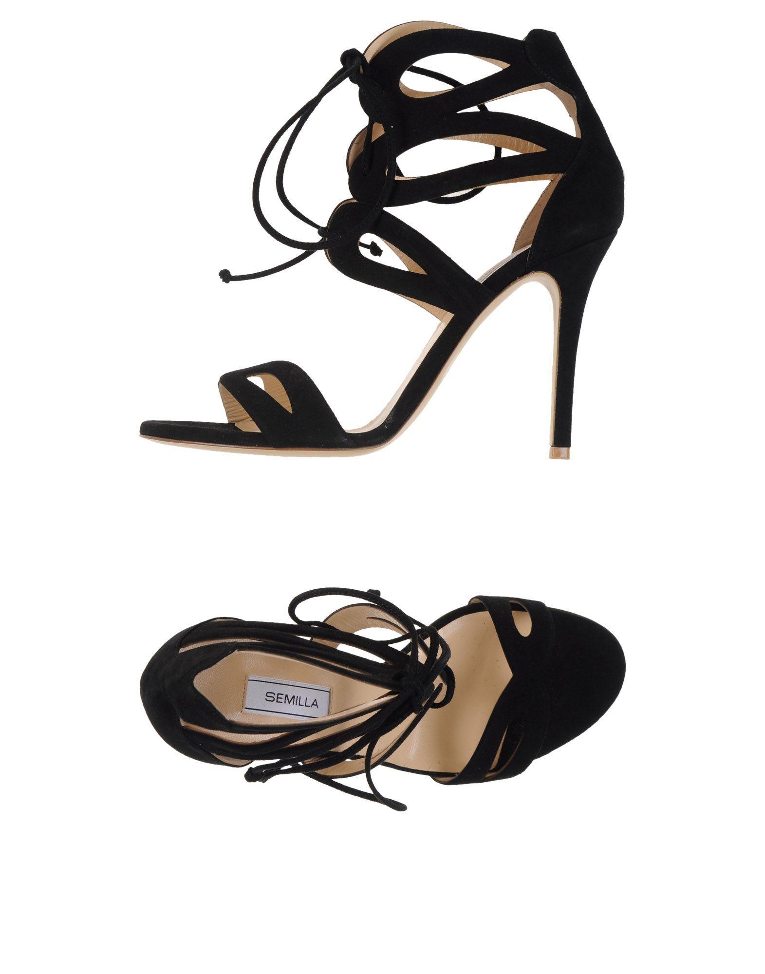FOOTWEAR - Sandals Semilla Pick A Best Limited Edition Sale Online Under 50 Dollars Marketable For Sale znOYk9U