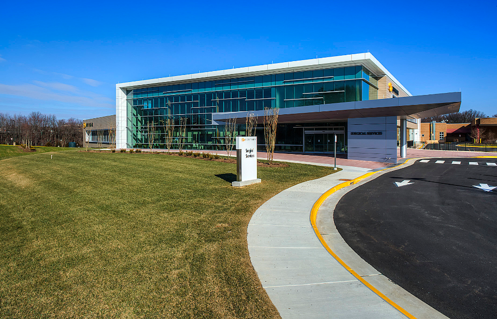 Sentara Northern Virginia Medical Center Surgery Expansion