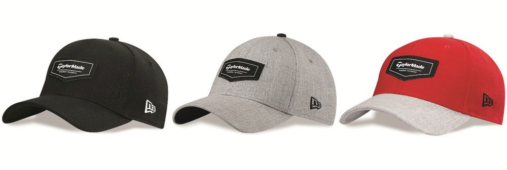 bde3f8dcff6 New For 2015 - TaylorMade Golf Pipeline 39Thirty Men s Fitted Golf Cap Hat