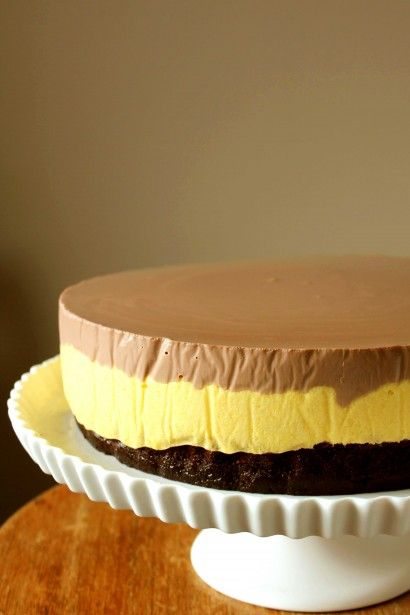 Chocolate Cake with Mango Mousse and Nutella Panna Cotta | Tasty Kitchen: A Happy Recipe Community!