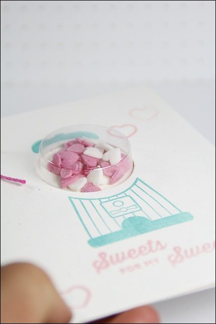 Scrapbook Werkstatt - Inspirationsgalerie Karten Werkstatt - Shaker Karten von Heidi Walter