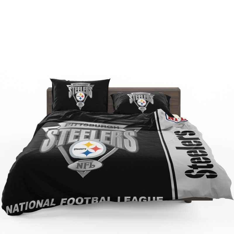 Nfl Pittsburgh Steelers Bedding Comforter Set With Images