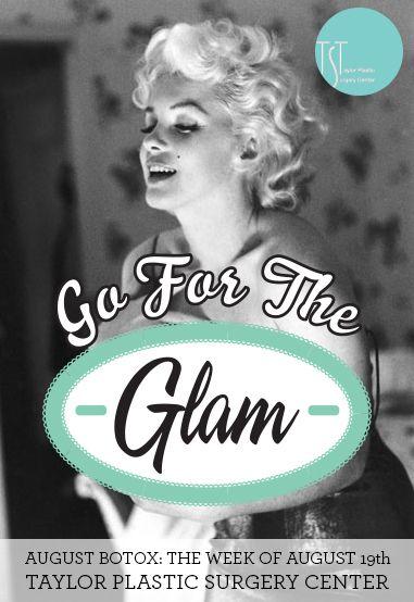 Marilyn Monroe Botox Babe