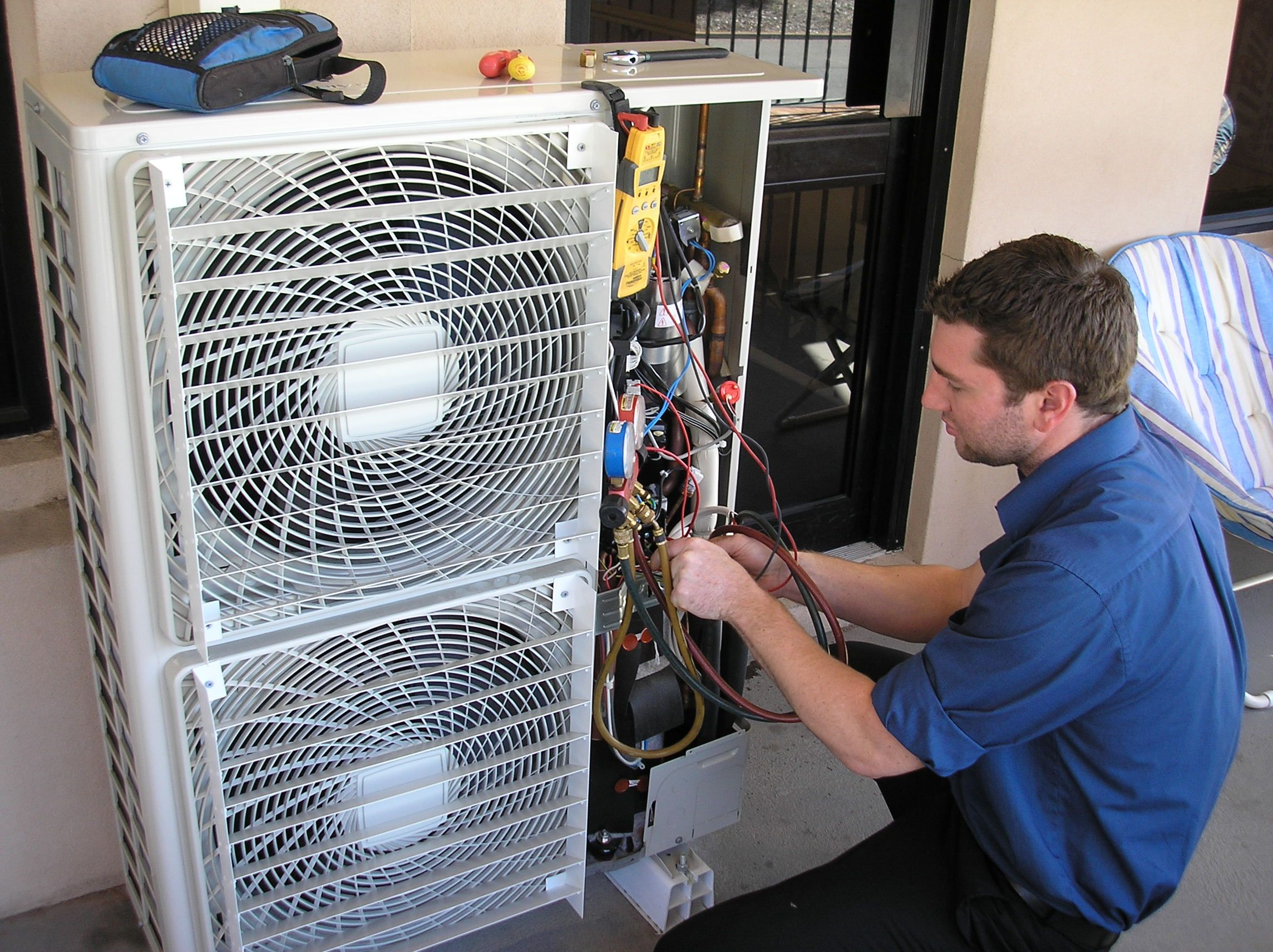 Seeking Tempe air conditioning cleaning coils? Here at AC