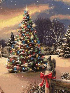 Do Not Store Up For Yourselves Treasures On Earth Where Moth And Rust Destroy And Where Thieves Break In Christmas Paintings Animated Christmas Christmas Art