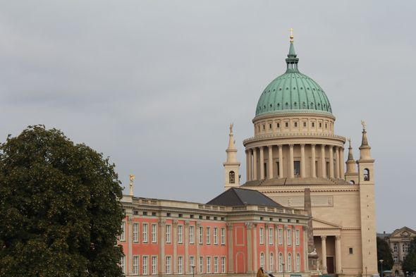 Germany - Potsdam, St Nicolas church