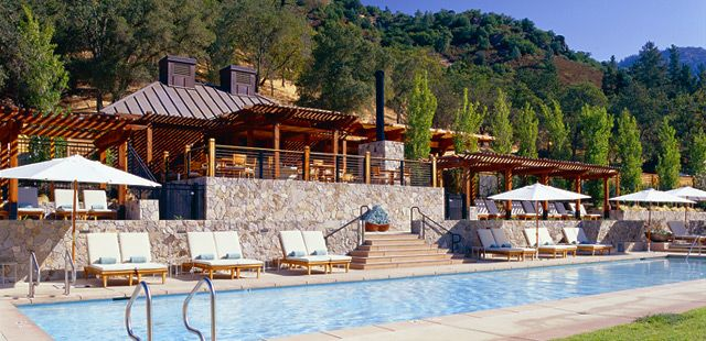Calistoga Ranch Luxury Resort Napa Hotels In Wine Country