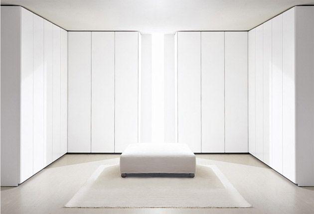 Modernes Sofa u2013 Designer Couch fürs Wohnzimmer aus Leder u2013 schwarz - schlafzimmerschrank weis
