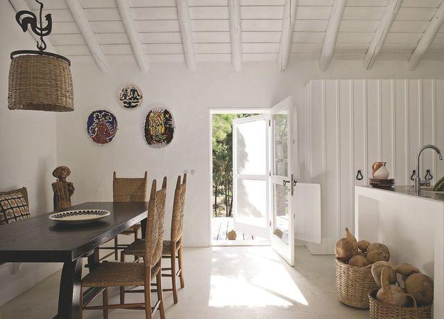 Maison de vacances au portugal refaite par des d corateurs maison de r ve par c t maison - Maison de pecheur portugal ...