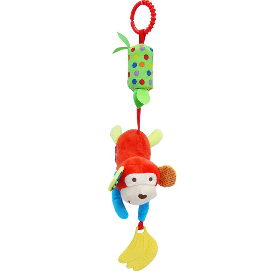 Baby toys car  Click to Buy ucuc Infant In Car Baby Soft Rattles Toy Giraffe Mobility