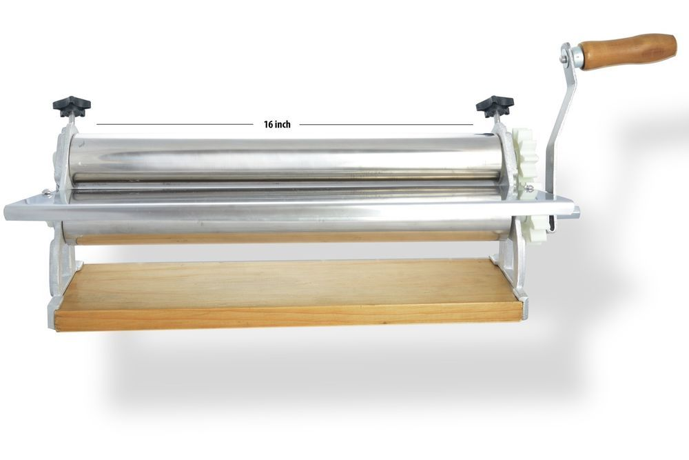 16 Inches Dough Roller Sheeter Pizza Pasta Pastry Fondant