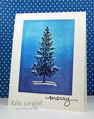 I love this technique and it was my first thought when I saw this challenge.  What a fun way to use up that poor neglected white crayon!  :)  http://www.cardsbyrita.com/2016/10/falliday-fest-continues.html