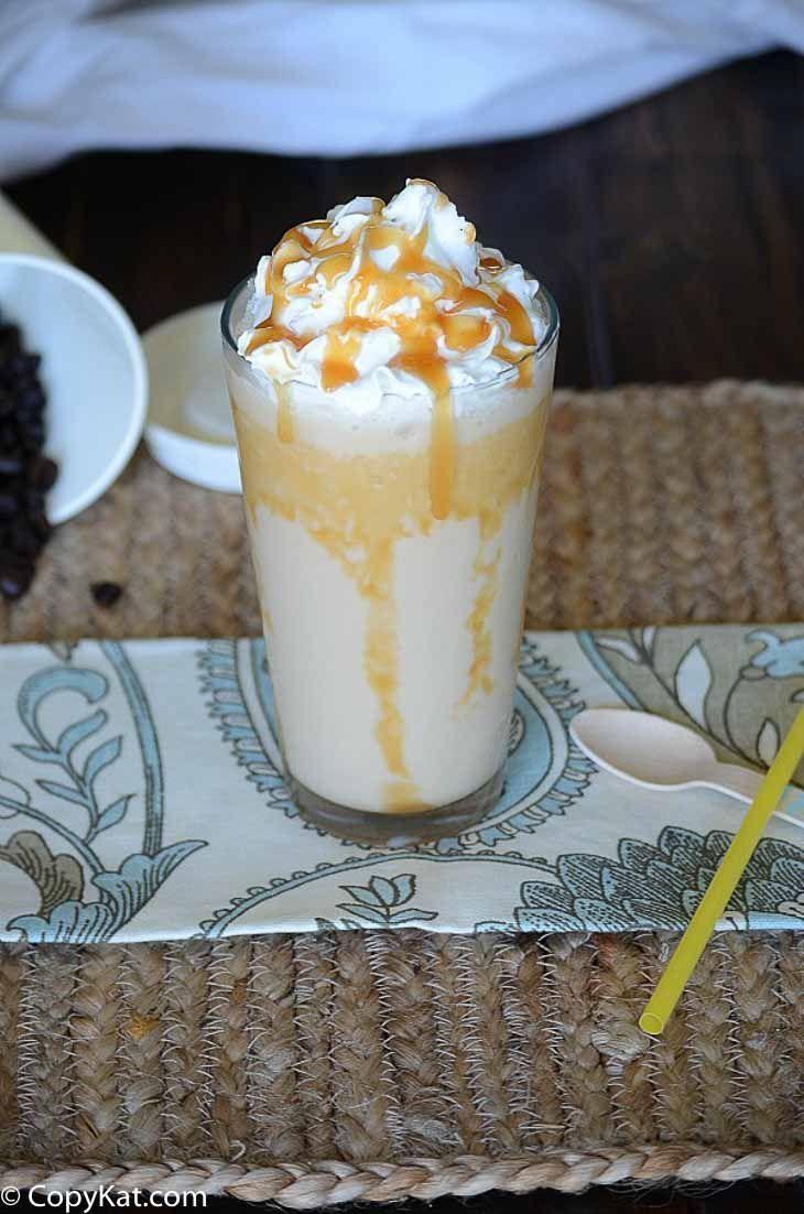 Starbucks Caramel Frappuccino - Copycat Recipe | Recipe ...