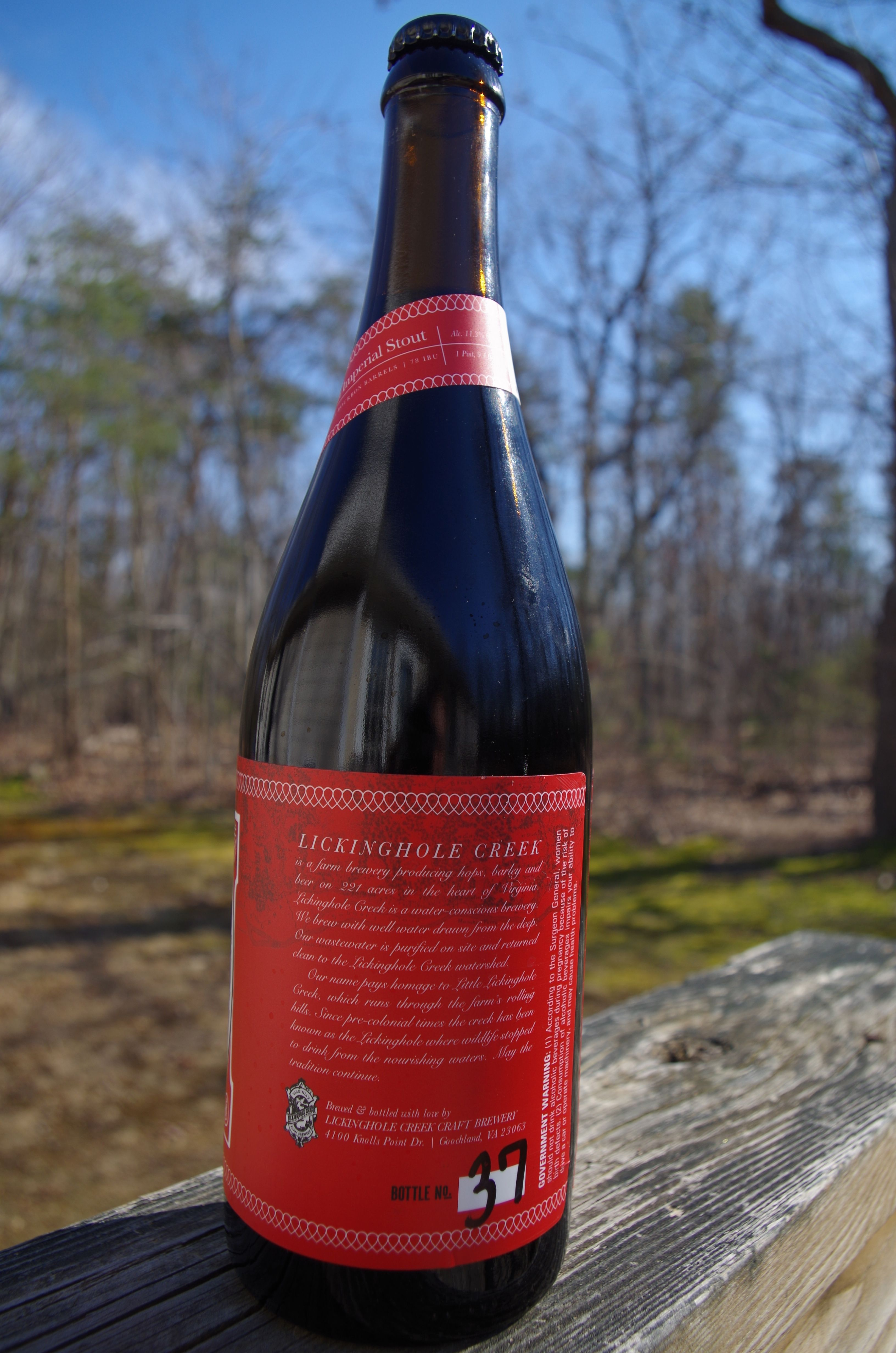 Reverse Enlightened Despot Russian Imperial Stout Aged In 15 Year Old Pappy Van Winkle Bourbon Barrels Lic With Images Van Winkle Bourbon Bourbon Barrel Champagne Bottle