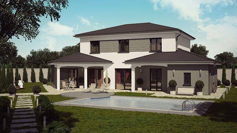 Découvrez nos plans et modèles de maisons pour la construction de - Modeles De Maisons Modernes