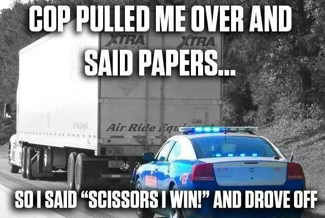 55f5299c6ab735d5d8010c2dcc0d4f63 haha, not sure if the cop would chase, or be on the ground