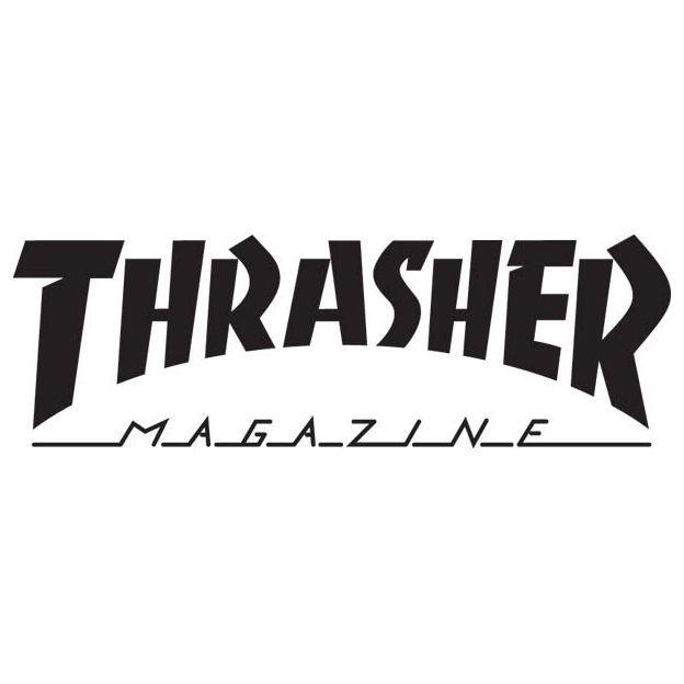 Image result for Thrasher magazine logo