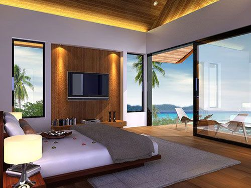 Delightful Marvelous Bedroom Interior Design 6