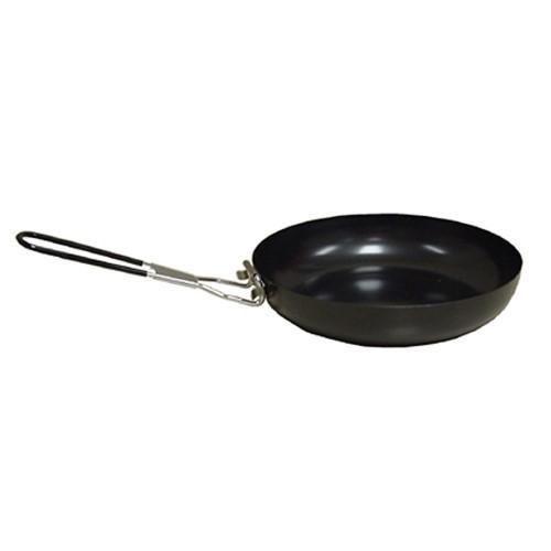 Coleman 9.5 In Steel Frying Pan W/Flding Hndl Blk 2000014876