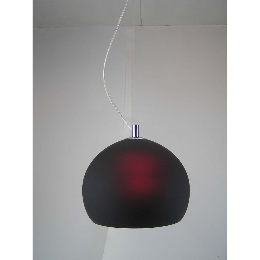 Retro lighting lpendelpurple light modern ceiling pendant purple