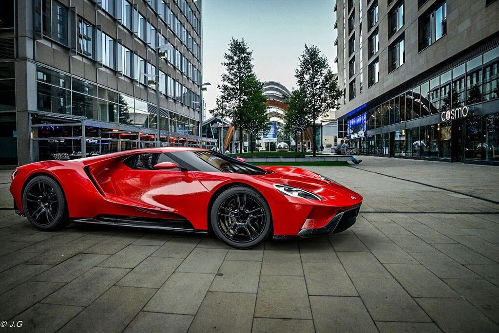 Ford Gt Release Date Price   Review Top Speed Engine