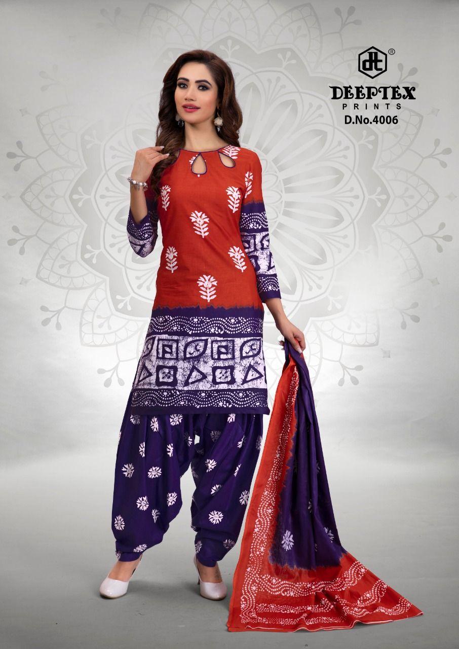 Deeptex Batik Plus Vol 5 Dress Material 10 Pc Catalog Batik