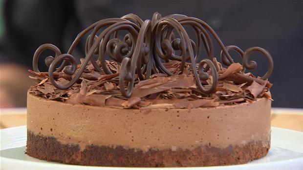 Flourless Chocolate Cake Gateau Marcel Den Ultimative