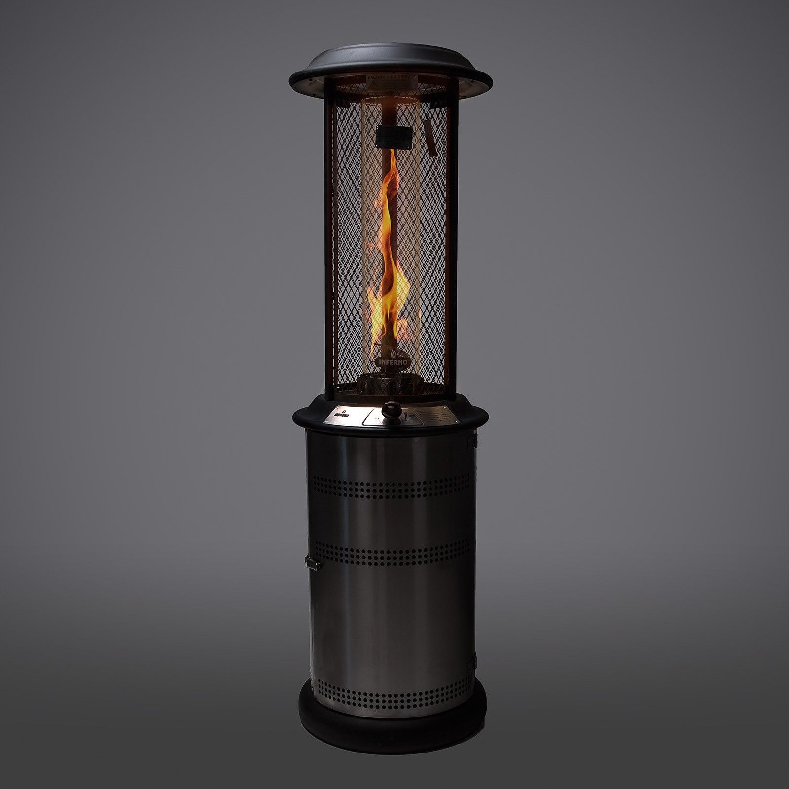 Living Flame Inferno Gas Patio Heater