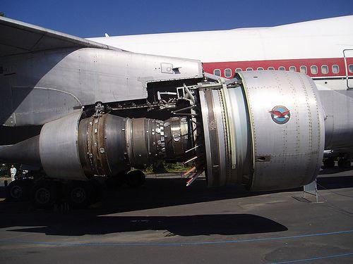 Pratt and Whitney Jet Engines | Pratt & Whitney JT9D, Prototype ...