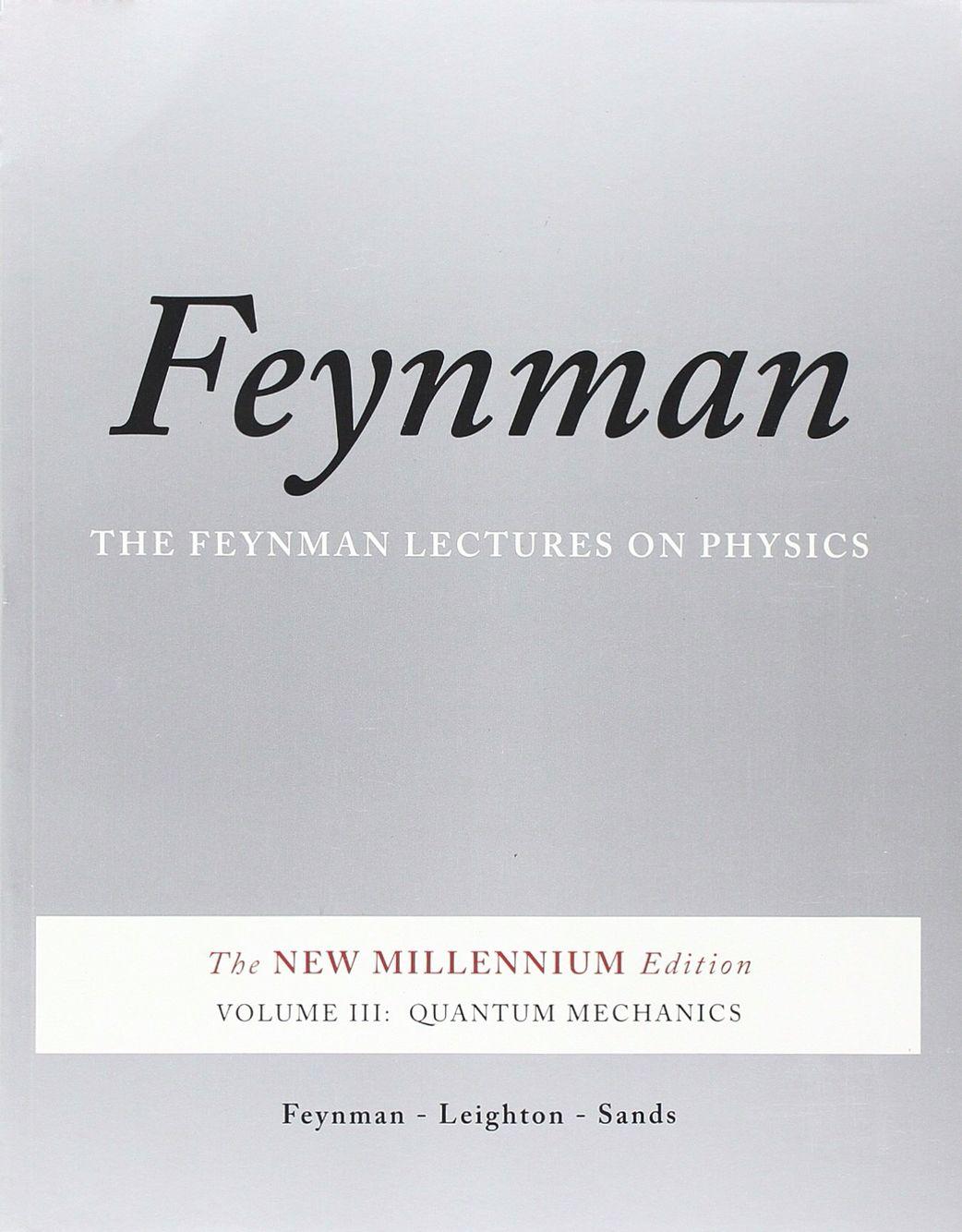 Richard Feynman | The Feynman Lectures on Physics (1964)