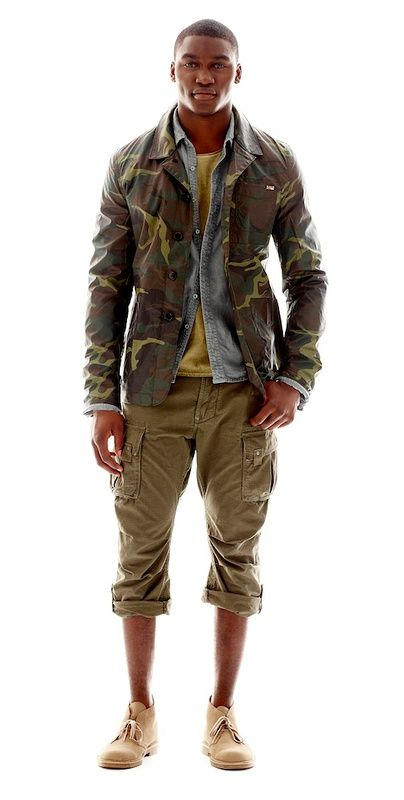 8ff330f72f3c0 the camo jacket by william rast - Nick's Picks   Camouflage   Mens ...