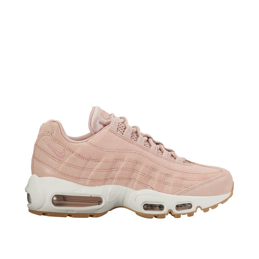 Nike Wmns Air Max 95 Premium (rose off white) Free